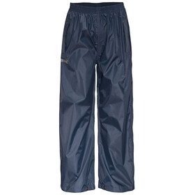 Regatta Pack-It Overtrousers Kinder midnight